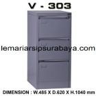 Filling Cabinet VIP V – 303